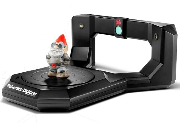 3D сканер MakerBot Digitizer